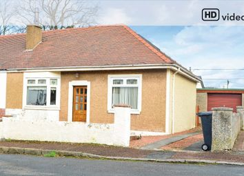 Thumbnail 2 bed bungalow for sale in Dunlop Crescent, Bothwell, South Lanarkshire