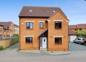 Thumbnail 6 bed detached house for sale in Evesham Way, Oakhill, Milton Keynes