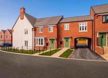 "Thumbnail 2 bedroom terraced house for sale in ""Whelan"" at Wedgwood Drive, Barlaston, Stoke-On-Trent"