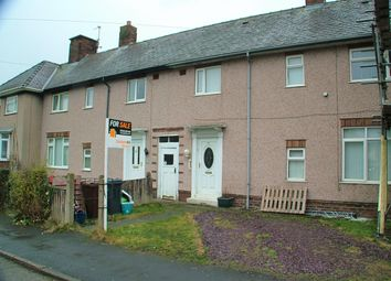 Thumbnail 3 bed terraced house for sale in North Street, Shotton, Deeside