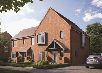 Thumbnail 3 bed semi-detached house for sale in The Willows, Barbe Baker Avenue, West End