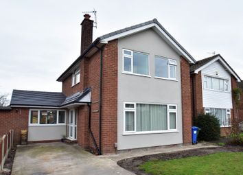 Thumbnail 5 bed detached house for sale in Eskdale Avenue, Bramhall, Stockport