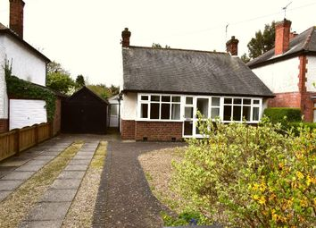 Thumbnail 4 bed bungalow for sale in Sibson Road, Birstall, Leicester