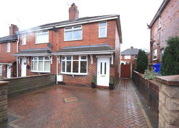 Thumbnail 3 bedroom end terrace house for sale in Lincoln Road, Burslem, Stoke-On-Trent