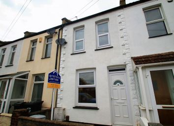 Thumbnail 2 bed terraced house for sale in Carlise Road, Kent, Kent