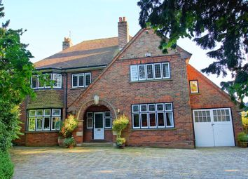 Thumbnail 5 bedroom detached house for sale in Marlborough Avenue, Aston Fields, Bromsgrove