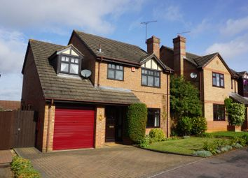 4 bed detached house for sale in Juniper Close, Towcester NN12