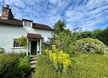 Thumbnail 2 bed semi-detached house for sale in Bartlow Road, Hadstock, Cambridge