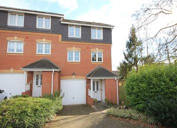 Thumbnail 3 bed terraced house for sale in Ruskin, Henley Road, Caversham, Reading