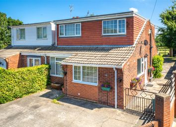 Thumbnail 4 bed semi-detached bungalow for sale in Lea Way, Huntington, York