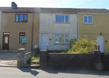 Thumbnail 2 bedroom terraced house for sale in Heol Las, Swansea