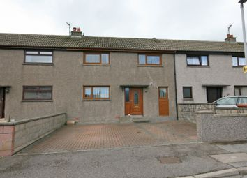 Thumbnail 3 bed terraced house for sale in 21 Mckenzie Road, Buckie