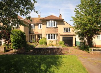 Thumbnail 4 bed semi-detached house for sale in Heath Road, Downend, Bristol