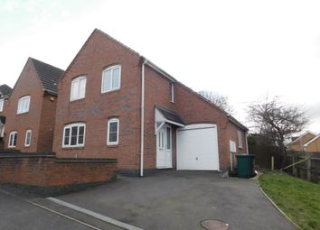 Thumbnail 3 bed detached house for sale in Warren Hill, Newhall