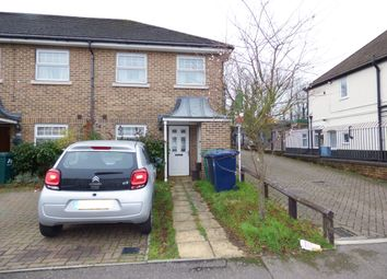 Thumbnail 3 bed end terrace house to rent in Lancaster Road, New Barnet