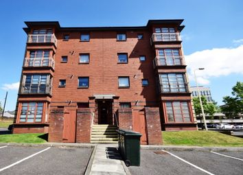 Thumbnail 2 bed flat for sale in Cairn Court, Motherwell