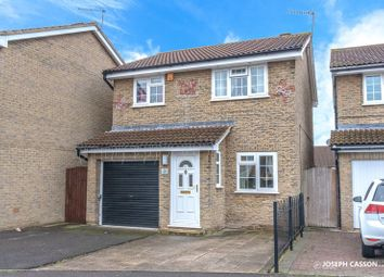Thumbnail 3 bed detached house for sale in Poplar Road, Bridgwater