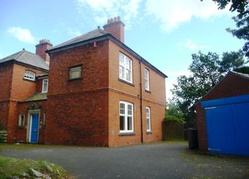 Thumbnail 4 bed semi-detached house to rent in Wigton Road, Carlisle