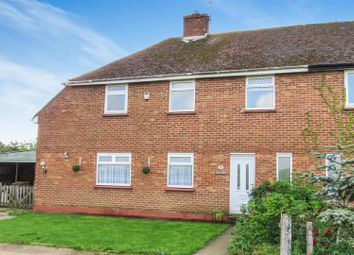 Thumbnail 3 bed semi-detached house for sale in Marriotts Close, Ramsey Mereside, Ramsey, Huntingdon