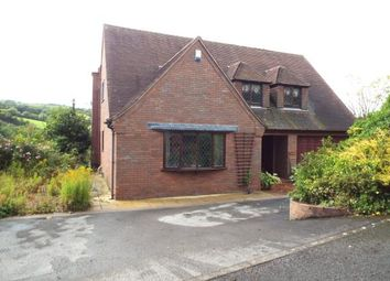 Thumbnail 4 bed detached house for sale in Llanfynydd, Wrexham, Flintshire