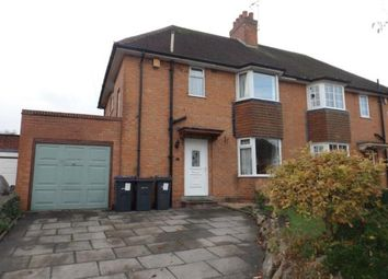 Thumbnail 3 bed bungalow for sale in St. Laurence Road, Birmingham, West Midlands
