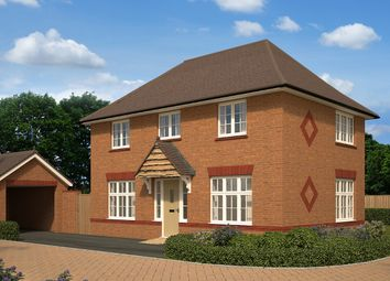 """Thumbnail 3 bedroom detached house for sale in """"Amberley"""" at Ferard Corner, Warfield, Bracknell"""