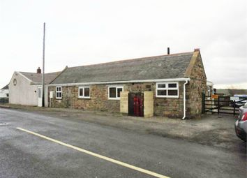 Thumbnail 3 bed detached bungalow for sale in Waskerley, Waskerley, Consett, Durham
