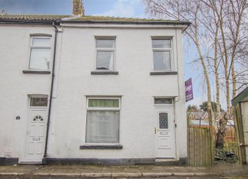 Thumbnail 3 bedroom terraced house for sale in Machen Street, Risca, Newport