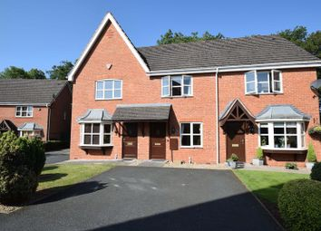 Thumbnail 2 bedroom terraced house for sale in Mallow Drive, Bromsgrove