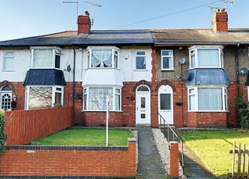 Thumbnail 3 bedroom terraced house for sale in Tower Hill, Hessle