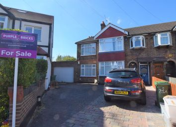 Thumbnail 2 bed flat for sale in Rowan Crescent, Streatham