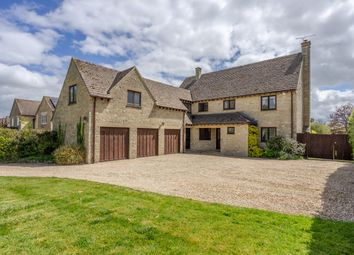 Thumbnail 5 bed detached house for sale in Lea, Malmesbury