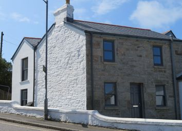 Thumbnail 3 bedroom semi-detached house for sale in Fore Street, St. Just, Penzance