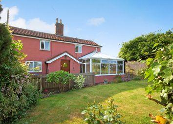 Thumbnail 2 bedroom cottage for sale in Saxmundham Road, Framlingham, Woodbridge