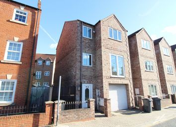 Thumbnail 3 bed town house for sale in Church Street, Gainsborough