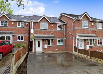 Thumbnail 3 bed semi-detached house to rent in Haydock Court, Silverdale, Newcastle-Under-Lyme