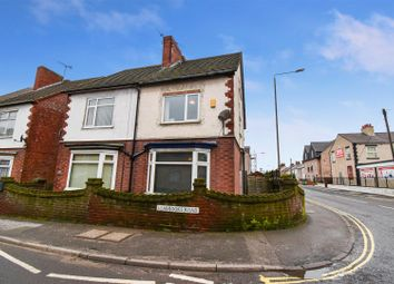 Thumbnail 3 bed semi-detached house for sale in Leabrooks Road, Somercotes, Alfreton