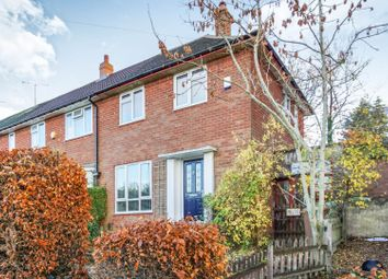 Thumbnail 3 bed end terrace house for sale in Larkhill Close, Leeds
