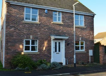 Thumbnail 3 bed detached house to rent in Mitchell Drive, Lincoln