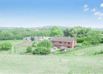 Thumbnail 4 bed equestrian property for sale in Coopers Coppice, Sevens Road, Cannock, Staffordshire