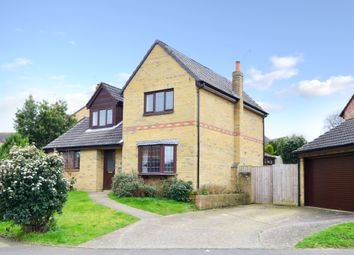 Thumbnail 4 bed detached house for sale in Goldcrest Close, Newport