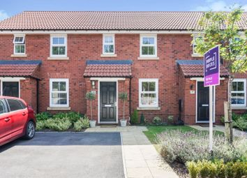 Thumbnail 2 bed terraced house for sale in Newman Avenue, Beverley