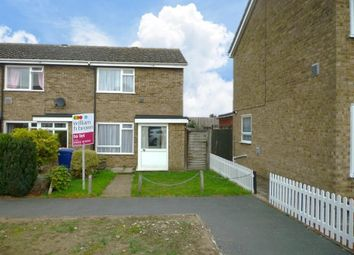 Thumbnail 2 bed end terrace house to rent in Rowan Drive, Brandon