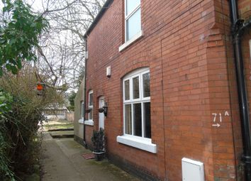 1 bed town house to rent in Uttoxeter New Road, Derby DE22