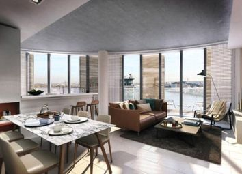 Thumbnail 3 bed flat to rent in Hoola Building, Royal Docks, London
