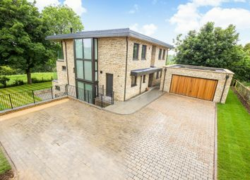 Thumbnail 4 bed detached house for sale in Amberley Ridge, Rodborough Common, Stroud