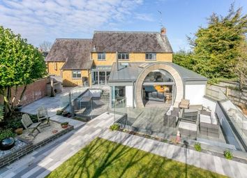 Thumbnail 4 bed detached house for sale in Shutford, Banbury, Oxfordshire