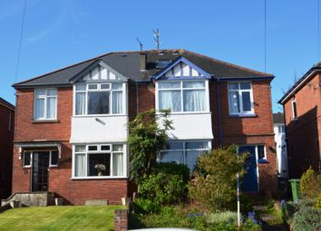 Thumbnail 3 bedroom semi-detached house for sale in Broadway, Exeter