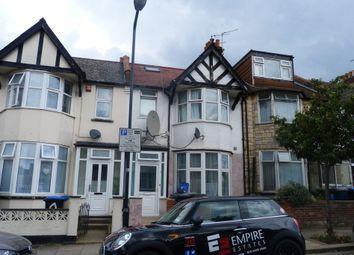 Thumbnail 1 bed terraced house to rent in Rosebank Avenue, Sudbury Hill, Harrow