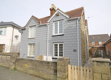 Thumbnail 2 bed semi-detached house for sale in Avenue Road, Freshwater